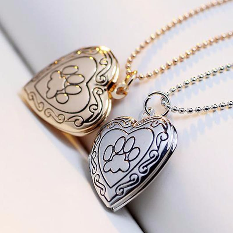 Collier un Coeur de Chat