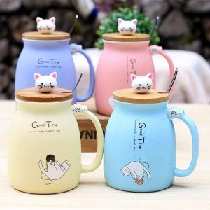 Mugs et Thermos Chat